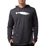 Beluga Whale Long Sleeve T-Shirt