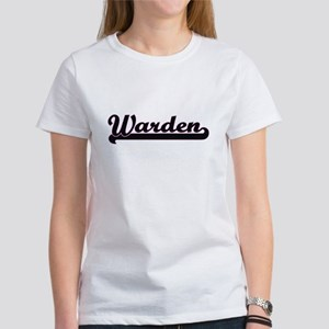 Warden Classic Job Design T-Shirt