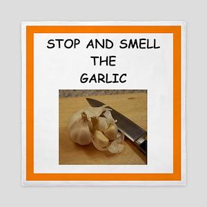 garlic Queen Duvet