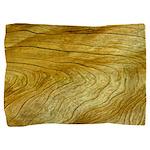 Golden Grain Pillow Sham