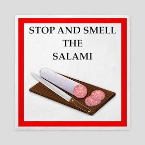 salami Queen Duvet