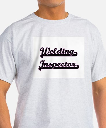 Welding Inspector Classic Job Design T-Shirt