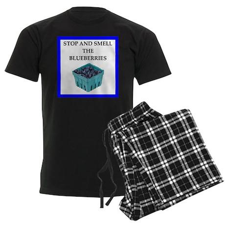 25bea54aa8 blueberry Men s Dark Pajamas blueberry Pajamas