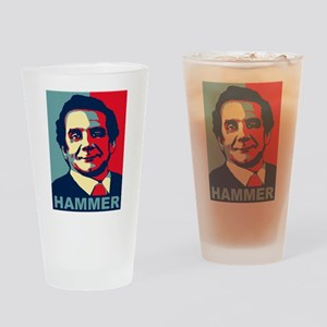 Charles Krauthammer, 2016 Drinking Glass