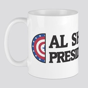 AL SHARPTON for President 200 Mug