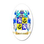 MacEachern 20x12 Oval Wall Decal