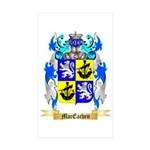 MacEachen Sticker (Rectangle 50 pk)