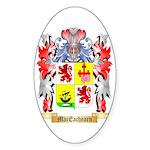 MacEachearn Sticker (Oval 50 pk)