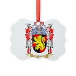 Mace Picture Ornament