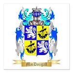 MacDougall Square Car Magnet 3