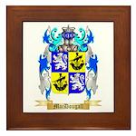 MacDougall Framed Tile