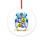 MacDougall Ornament (Round)