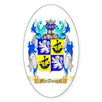 MacDougal Sticker (Oval 10 pk)
