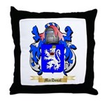 MacDoual Throw Pillow