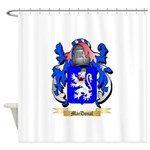 MacDoual Shower Curtain