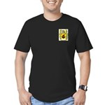 MacDonnell (Glengarry) Men's Fitted T-Shirt (dark)