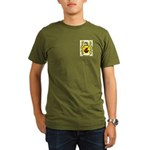 MacDonnell (Glengarry Organic Men's T-Shirt (dark)