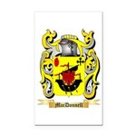 MacDonnell (Glengarry) Rectangle Car Magnet