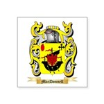 MacDonnell (Glengarry) Square Sticker 3