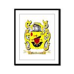MacDonnell (Glengarry) Framed Panel Print