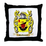 MacDonnell (Glengarry) Throw Pillow