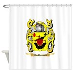 MacDonnell (Glengarry) Shower Curtain