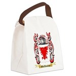 MacDonlevy Canvas Lunch Bag