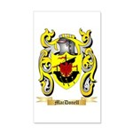 MacDonell 20x12 Wall Decal