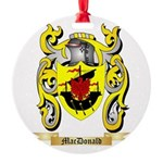 MacDonald Round Ornament