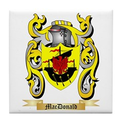 MacDonald Tile Coaster