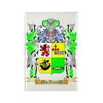 MacDonald (Slate) Rectangle Magnet (100 pack)