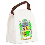 MacDonald (Slate) Canvas Lunch Bag