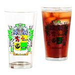 MacDonald (Slate) Drinking Glass