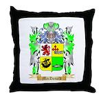 MacDonald (Slate) Throw Pillow