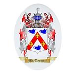 MacDermott Ornament (Oval)