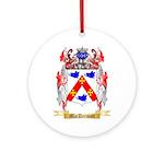 MacDermott Ornament (Round)