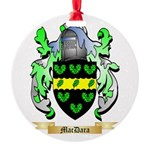 MacDara Round Ornament