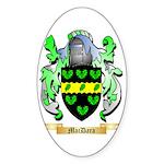 MacDara Sticker (Oval)