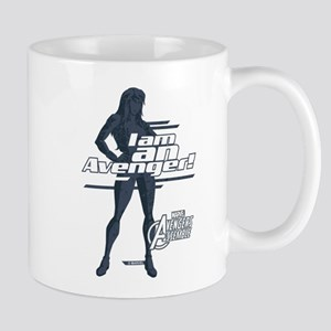 The Avengers Black Widow: I am an Aveng Mug