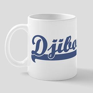 Djiboutian (sport) Mug