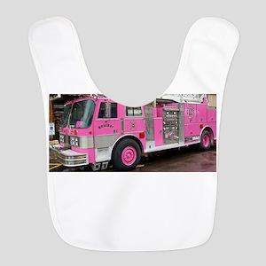 Pink Fire Truck (real) Bib