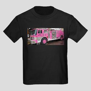 Pink Fire Truck (real) T-Shirt
