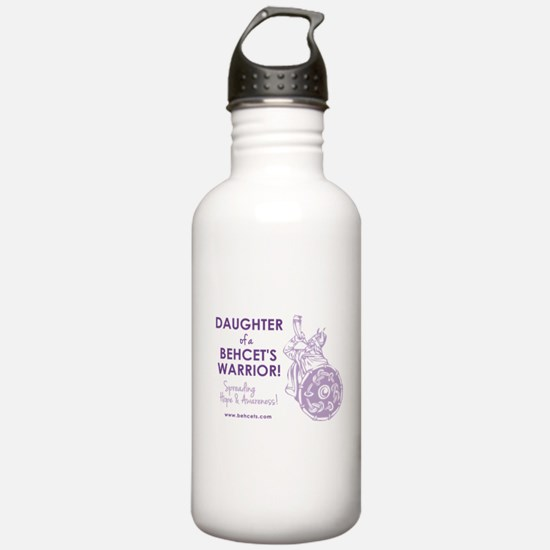 DAUGHTER OF A... Water Bottle