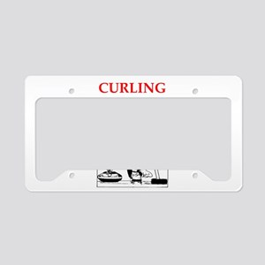 curking License Plate Holder