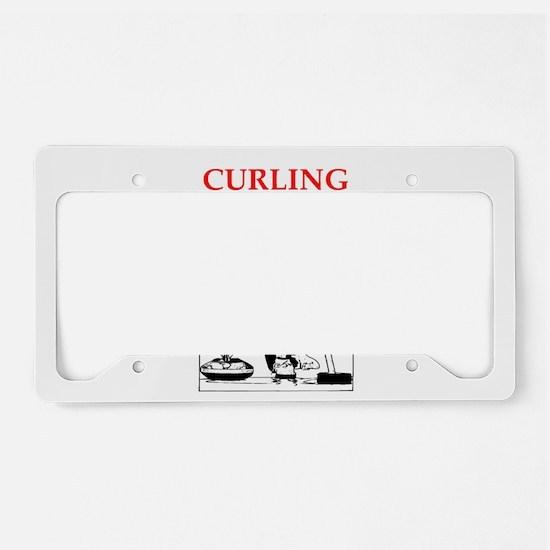curking License Plate Holder
