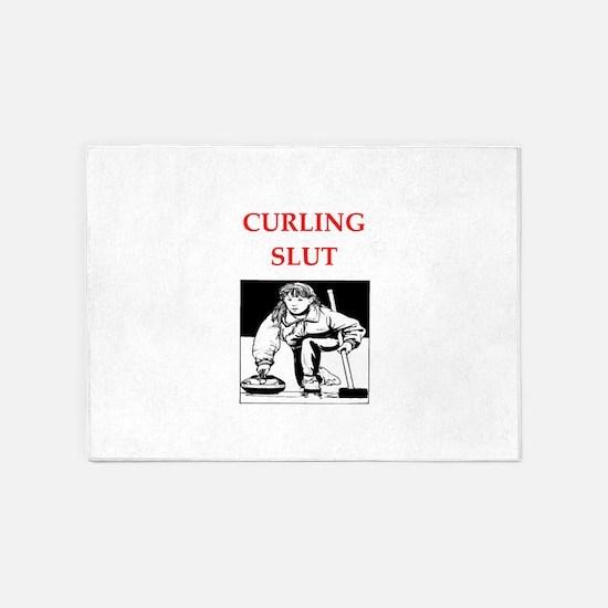 curking 5'x7'Area Rug