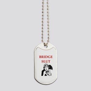 duplicate bridge Dog Tags