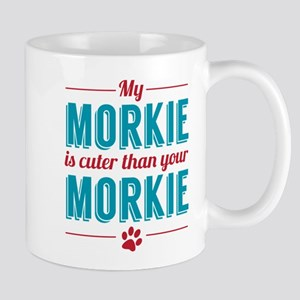 Cuter Morkie Mugs