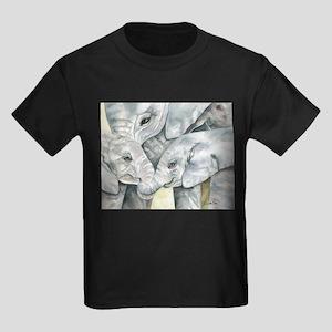 Family Kids Dark T-Shirt