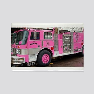 Pink Fire Truck (real) Magnets